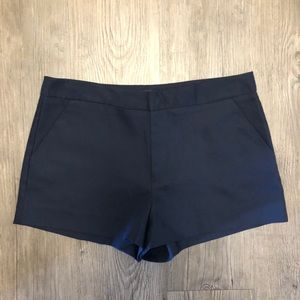 Forever 21 Women's Navy Shorts Sz SMALL